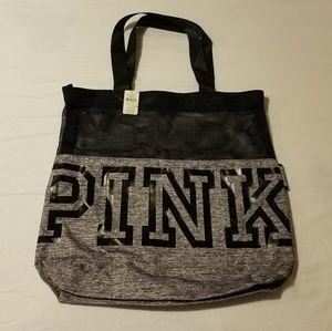 NWT. Victoria's Secret PINK Tote Bag.